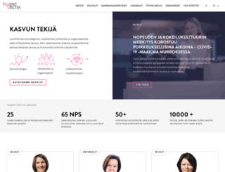 talentvectia.com screenshot