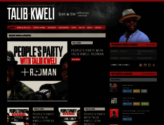 talibkweli.com screenshot