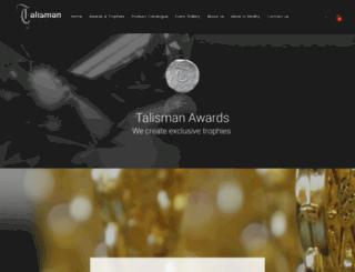 talismanindia.com screenshot