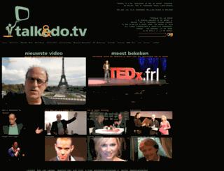 talkedo.tv screenshot