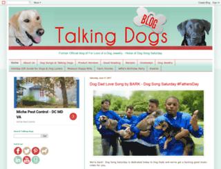 talking-dogs.com screenshot