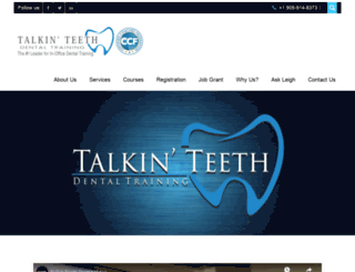 talkinteeth.com screenshot