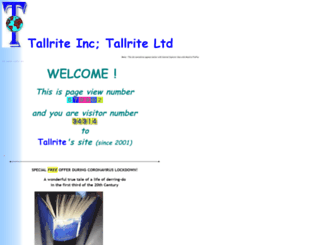 tallrite.com screenshot