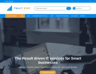tallynine.com screenshot