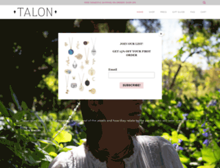 talonnyc.com screenshot