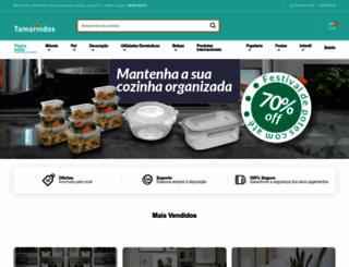 tamarindos.com.br screenshot