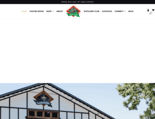 tamborinemountaindistillery.com screenshot