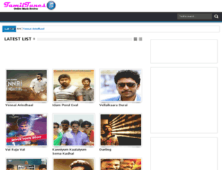 tamil-tunes.com screenshot