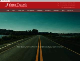 tamilnadutoursandtravels.in screenshot