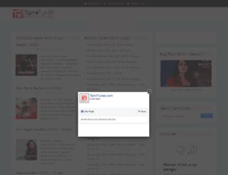 tamiltunes.com screenshot
