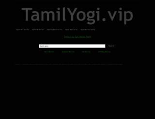 tamilyogi.com screenshot