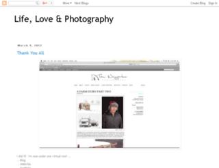 tamiweingartner.net screenshot