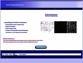 tamrol.com screenshot