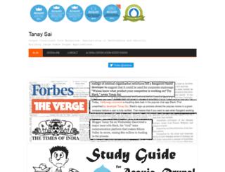 tanay.co.in screenshot