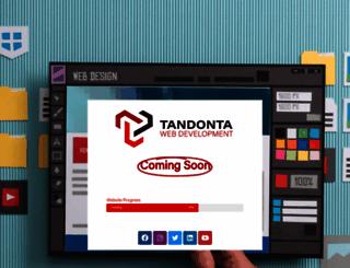 tandonta.com screenshot