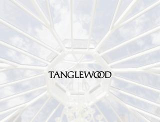 tanglewoodconservatories.com screenshot