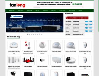 tanlong.com.vn screenshot