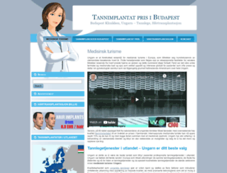 tannendental.com screenshot