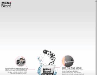 tantanganmensbiore.com screenshot