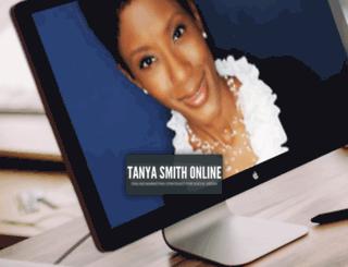 tanyasmithonline.com screenshot
