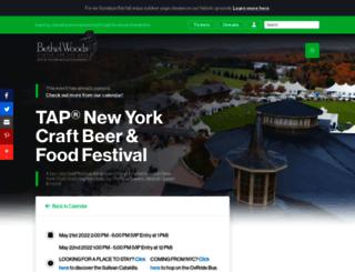 tap-ny.com screenshot