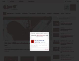 tapchihuongviet.eu screenshot