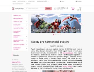 tapety-do-bytu.cz screenshot