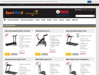 tapisroulant.com screenshot