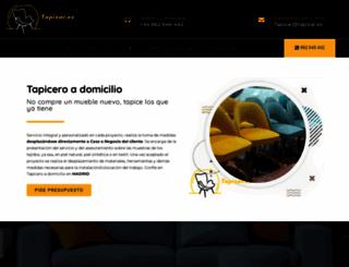 tapizar.es screenshot