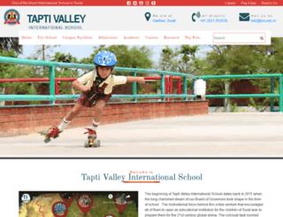 taptivalleyschool.com screenshot