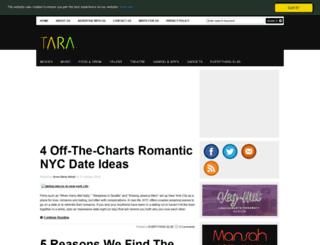 taramagazine.com screenshot