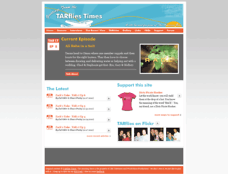 tarflies.com screenshot