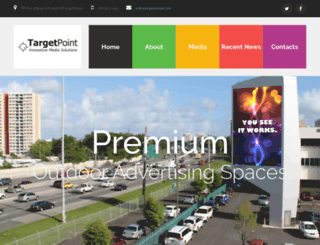 targetpointpr.com screenshot