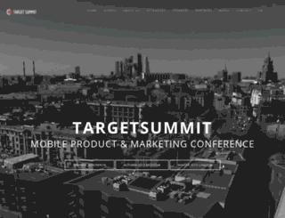 targetsummit.com screenshot