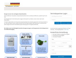 tarifrechner2.teamgermanyag.com screenshot