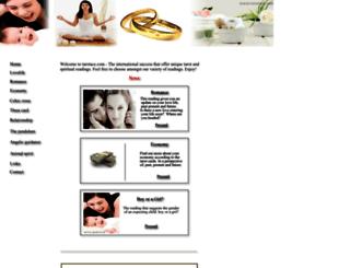 tarotace.com screenshot