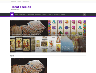 tarotfree.es screenshot
