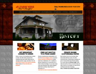 tarryhere.com screenshot