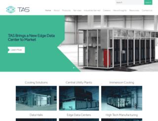 tas.com screenshot