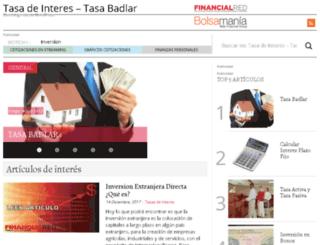 tasabadlar.com.ar screenshot