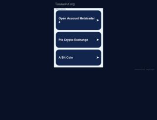 tasawwuf.org screenshot