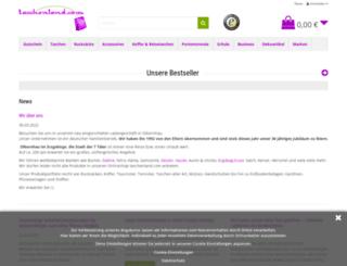 taschenland.com screenshot