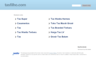 tasfilho.com screenshot