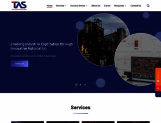 tasind.com screenshot
