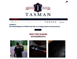 tasmanindustries.com screenshot