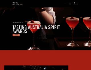 tastingaustralia.com.au screenshot