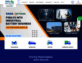 tatagreenbattery.com screenshot