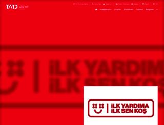 tatd.org.tr screenshot