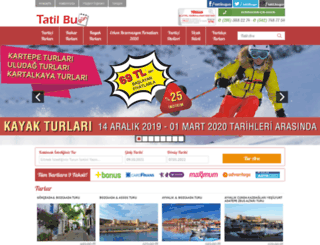 tatilbugun.com screenshot
