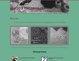 tattedtreasures.com screenshot